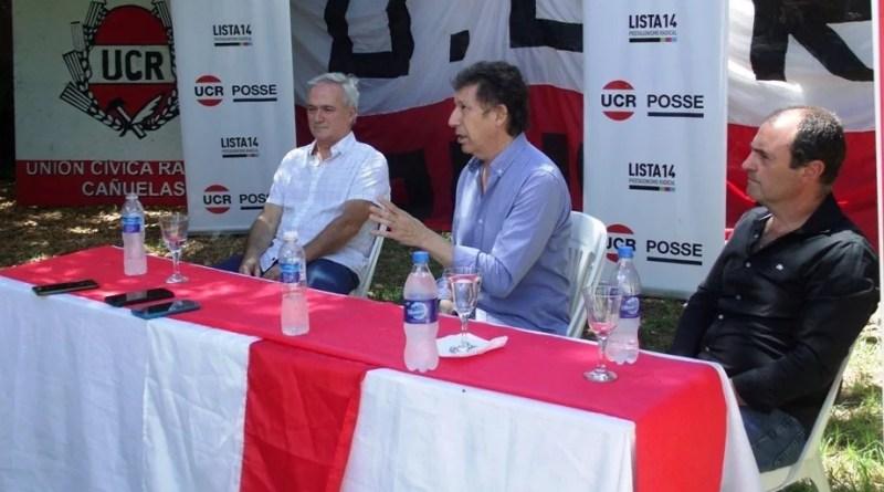 , Cañuelas, conferencia de prensa el Intendente de San Isidro Posse con Ezequiel Rizzi., Cañuelas Noticias de Argentina