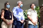 El Ministerio de Seguridad de la Prov. Bs As Inauguración de Delegación Prevención Ecológica y Sustancias Peligrosas en Berisso
