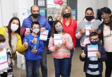Cañuelas – Esta en marcha las  vacunación pediátrica contra el Coronavirus.
