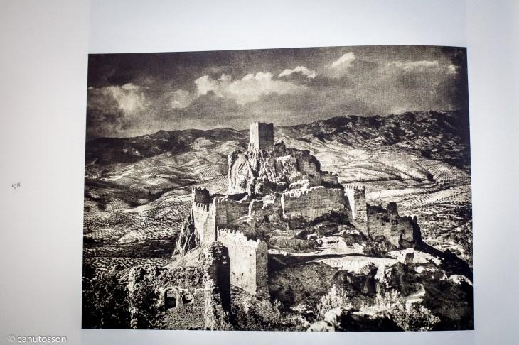 Castillo La Iruela II. Jaén 1954