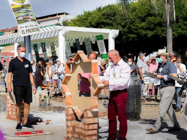 54 Concurso de albañilería Peña El Palustre Málaga-89