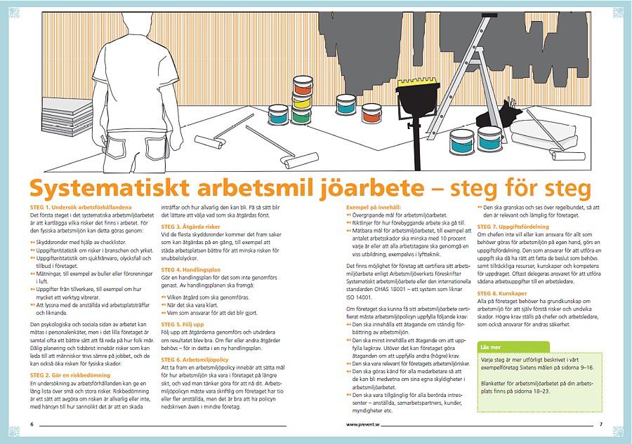Illustratör Stefan Lindblad, vektor illustration, vector, CorelDRAW, Svenska målareförbundet, editorial, magazine, Prevent