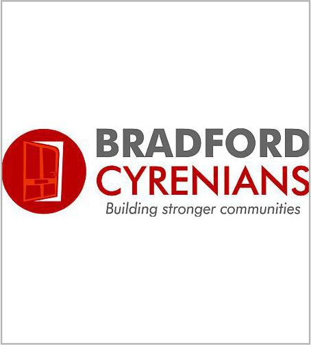 Logotyp design, Logga, logo, Bradford Cyrenians, Stefan Lindblad