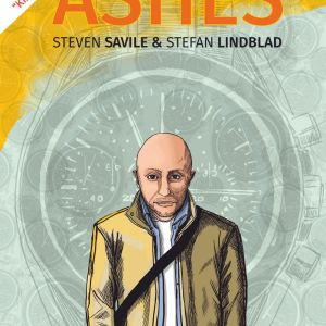 Kindel, Ebok, E-book, Ashes, Steven Savile, Writer, Stefan Lindblad, artist, illustrator, Graphic Novel, Magical, Romance