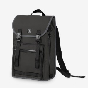 rickshaw backpack sutro gray front