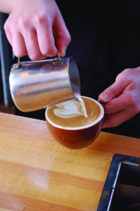 Rising Star Coffee Roasters is one of the relatively new businesses calling Little Italy home.