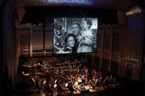 """""""At the Movies"""" at Severance Hall. Photo 