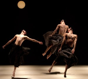"""Kibbutz Contemporary Dance Company, one of Israel's premier dance troupes, recently performed """"If At All"""" at the Ohio Theatre at Playhouse Square as part of Cleveland Israel Arts Connection. Uri Nevo / Jewish Federation of Cleveland"""