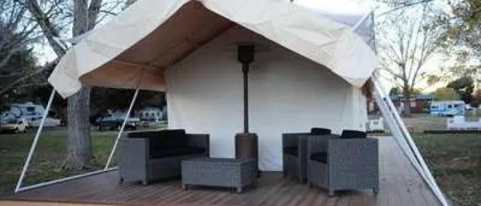 Jungle Safari Tent Luxury 4