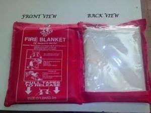 fire blankets , fibre glass blankets
