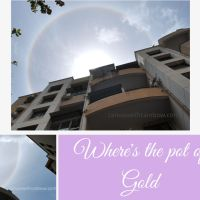 Where's The Pot Of Gold #WordlessWednesday