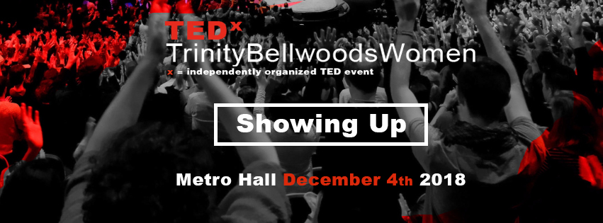 TEDx Showing Up
