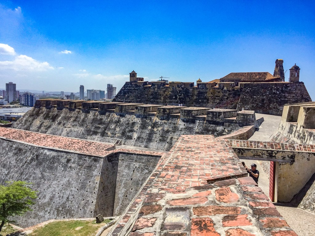 Things to do in Cartagena - Castillo de San Felipe