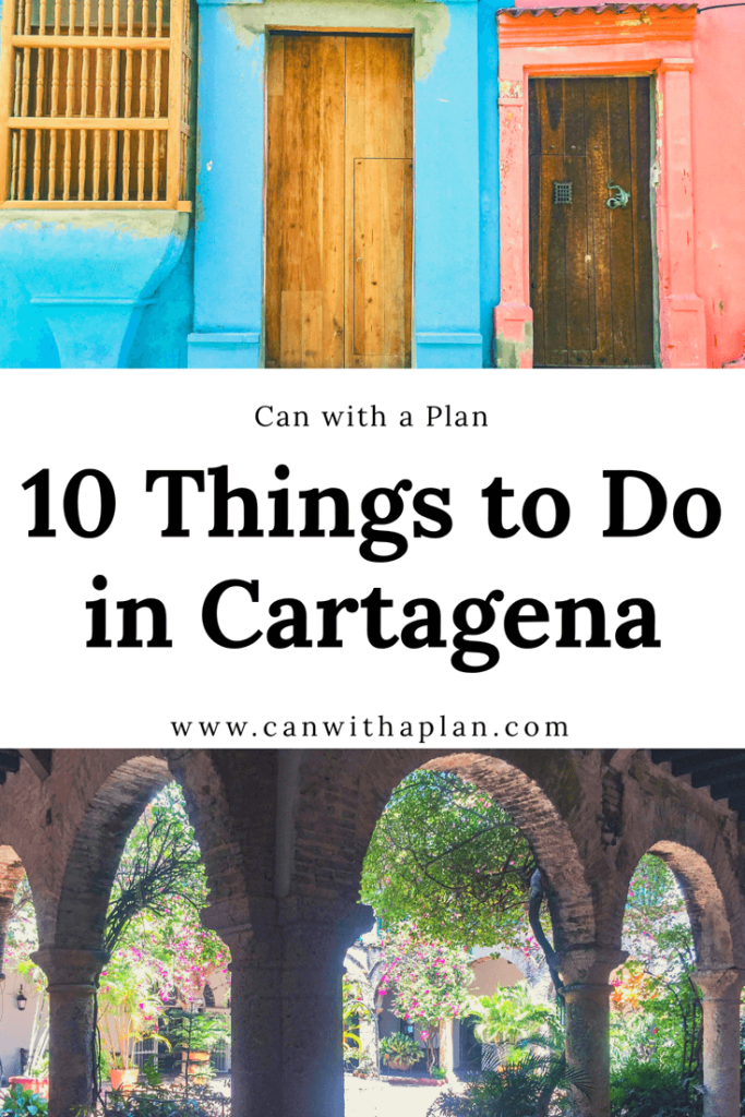 Things to do in Cartagena Colombia - Castillo de San Felipe