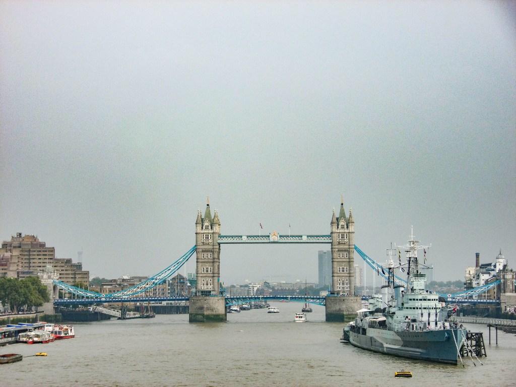 River Thames Tower Bridge London