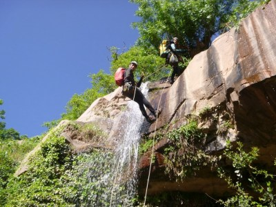 Canyoning Maroc Ourika morocco marrakech (9) (Copier)