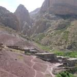 Canyoing Aqqua n'tafraout dans la région de Taghia.