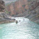 """Canyon au maroc dans la région d'Agadir, nomé """"Valley du paradis"""""""". Page séjours et tarifs."""