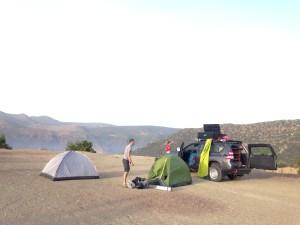 """Canyon au maroc dans la région d'Agadir, nomé """"Madame"""""""