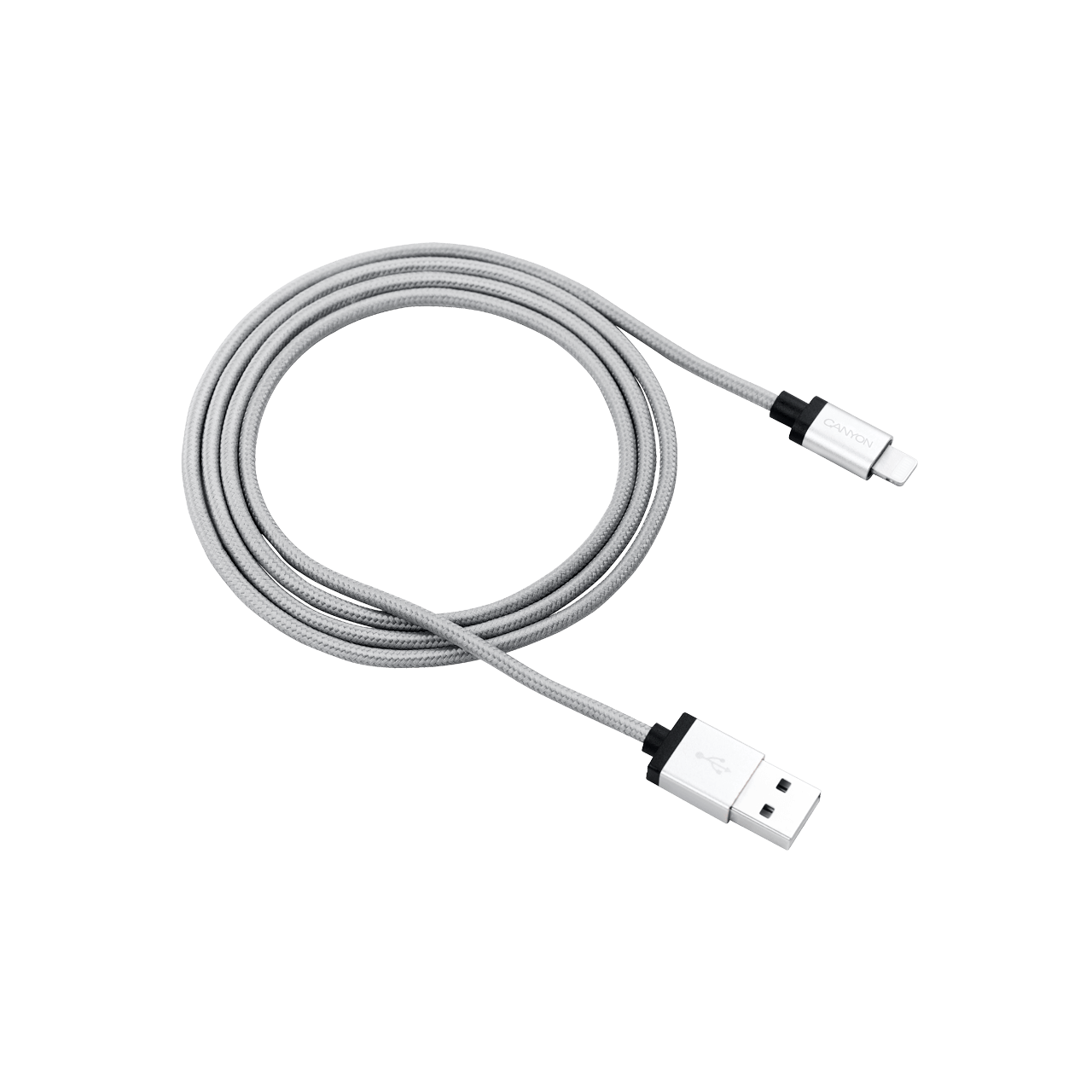 Charge Amp Sync Mfi Braided Cable Cns Mfic3dg