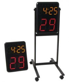 Portable Scoreboards For Indoor Or Outdoor Sports And Venues