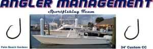 Angler management tournament charter 4 Hour