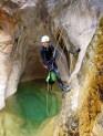 canyoneering in spain