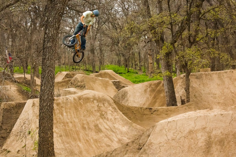 bmx trails dirtjumping dirtjumping