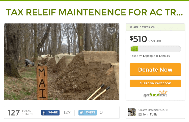 Help The Apple Creek Trails - Can You Dig It BMX