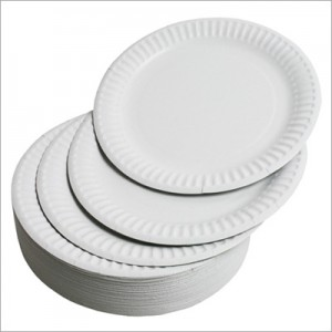 can you microwave paper plates can