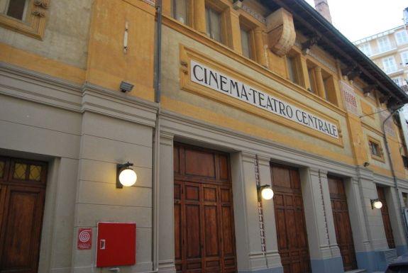 Cinema-teatro Centrale de San Remo.
