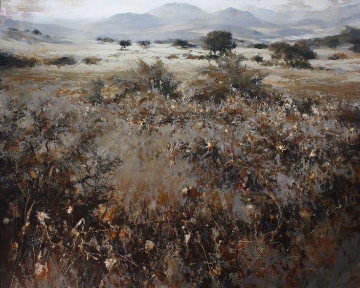 'Espinos', de Pedro Lobato Hoyos.