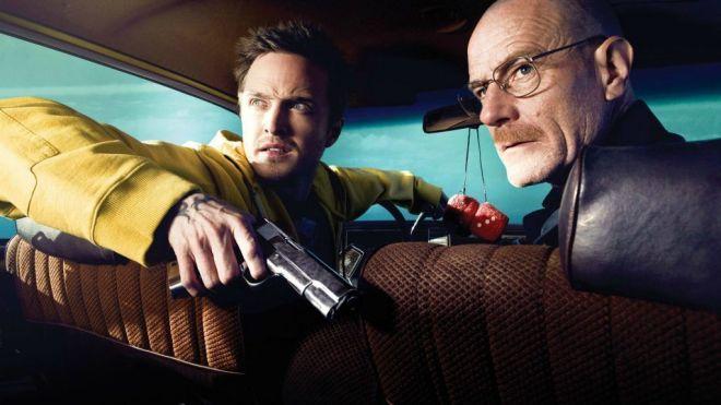 'Breaking Bad' está considerada una de las mejores series de todos los tiempos.