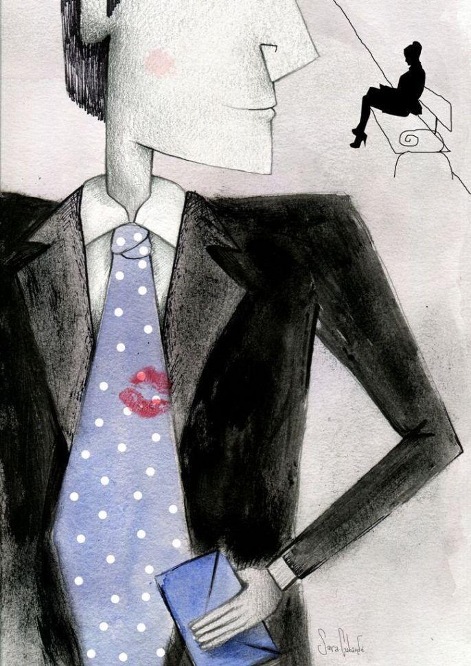 Ilustración de Sara Gabandé.