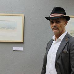 José Mateos: pintar para acariciar la naturaleza