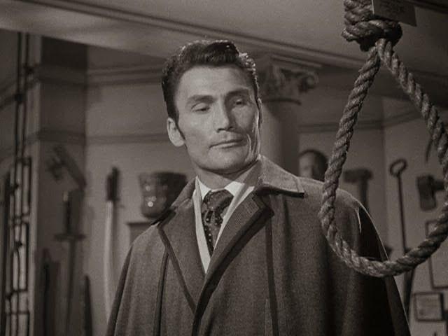 Jack Palance protagonizó 'The man in the attic'.