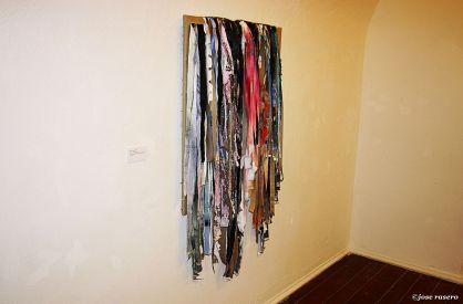 Obras de Lucía Romero.