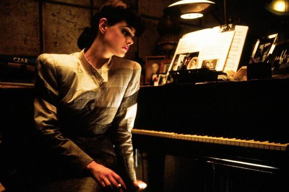 Rachel ('Blade Runner) con sus recuerdos.