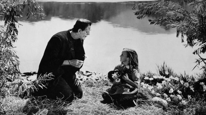 'Frankenstein' de James Whale.