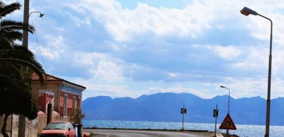 Rumbo a Egina, isla de pistachos