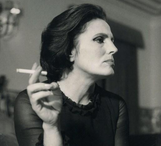 Amalia Rodrígues.