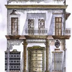 Los alumnos del Ribera del Mar construyen un didáctico relato de la historia de Puerto Real