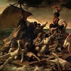 'La balsa de La Medusa', la tragedia convertida en arte