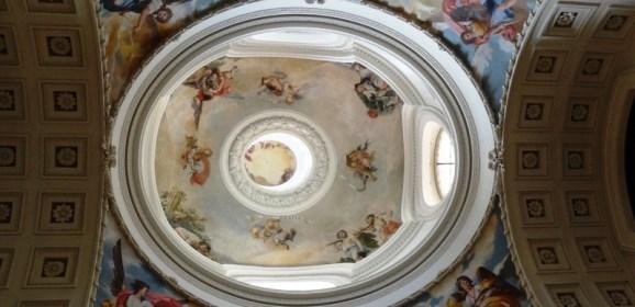 El oratorio del Caballero de Gracia, neoclasicismo en la Gran Vía madrileña