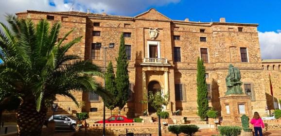 Un palacio italiano en La Mancha