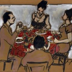 Una cena exquisita