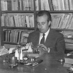 Plinio, el anómalo detective rural de Francisco García Pavón