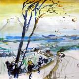 Sobre 'Visiones del mundo flotante' de Juan Carmona Vargas