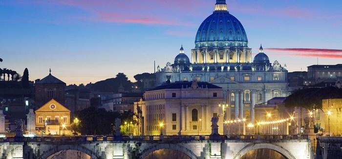 Roma muito mais que pensa