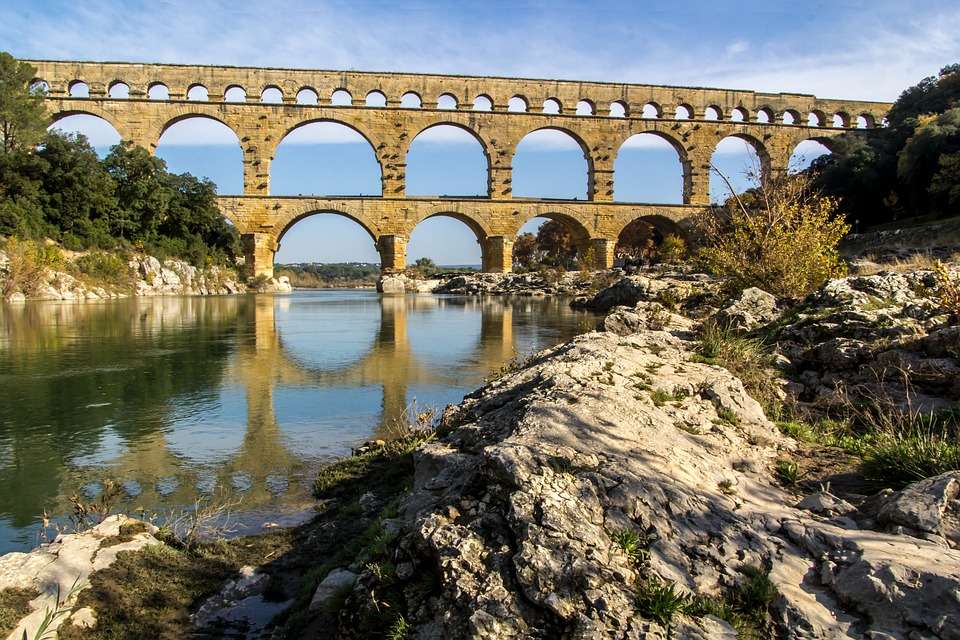 Pont du Gard o Puente del Gard